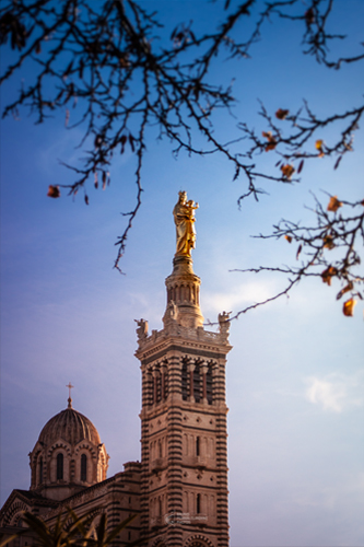 Bruno Perrin-Turenne | Photos | Marseille | Notre Dame de la Garde -3