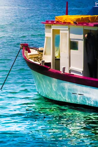 Bateau à Port-Cros | Bruno Perrin-Turenne Photos