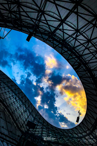 Le stade (1) | Stade Orange Vélodrome 1 | Bruno Perrin-Turenne Photos