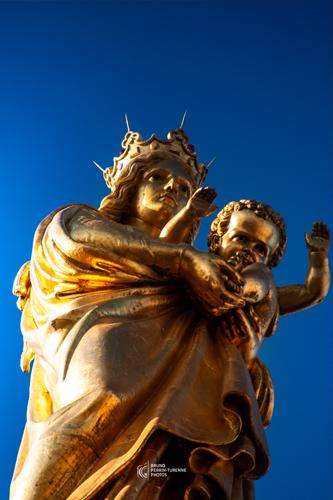 Notre Dame de la Garde-1 | Bruno Perrin-Turenne Photos