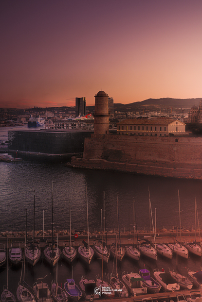 Fort Saint Jean | Photos de Marseille | Bruno Perrin-Turenne