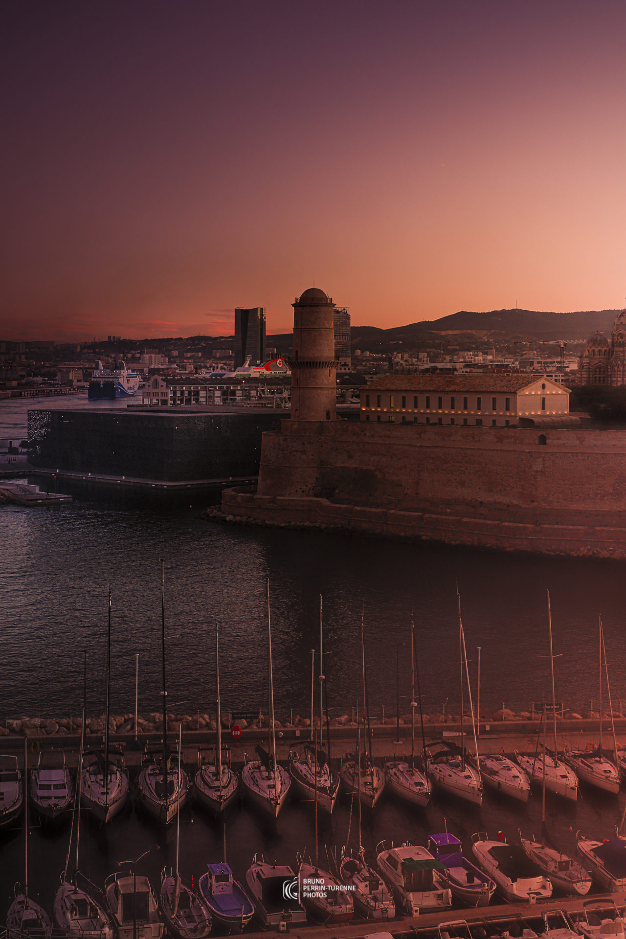 Fort Saint Jean | Photos de Marseille | Bruno Perrin-Turenne