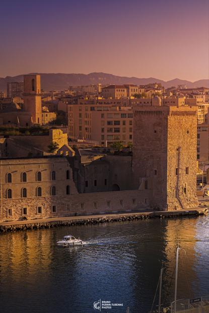 Le Fort Saint Jean 1 | Photos de Marseille | Bruno Perrin-Turenne Photos