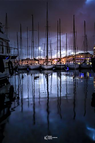 Vieux Port de Marseille à l'aube | Bruno Perrin-Turenne Photos